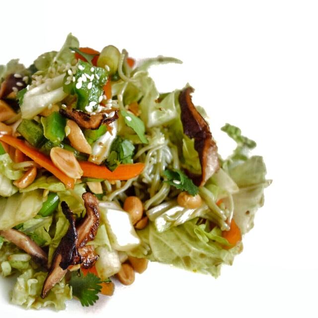 asian noodle salad 10