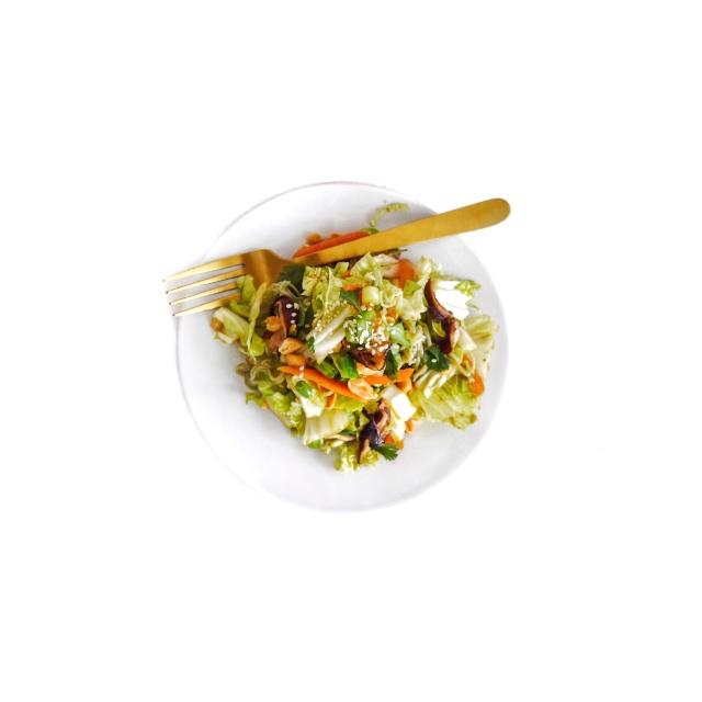 asian noodle salad 7