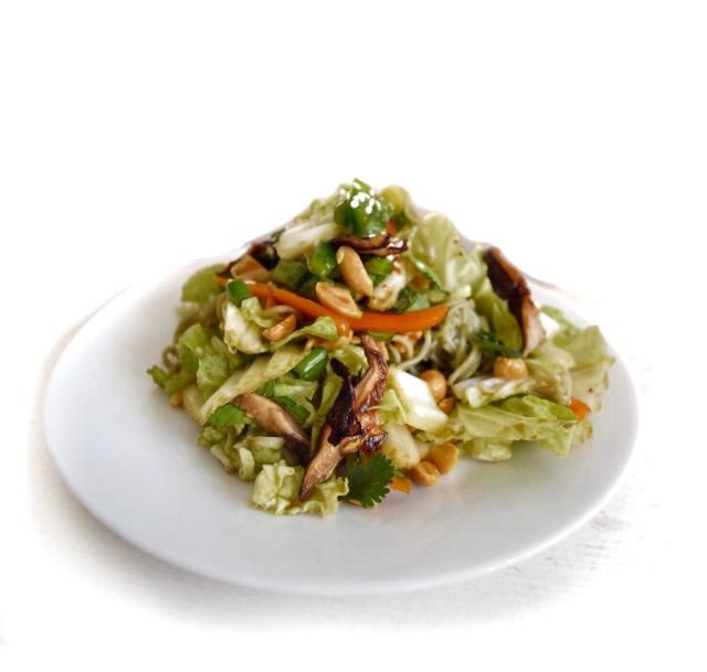 asian noodle salad 9